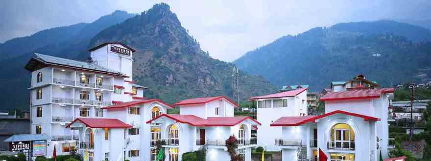 De Vivendi Resort Manali, One of the best Resorts in Manali
