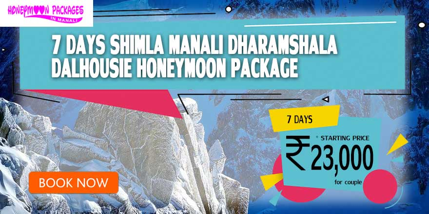 7 Days Honeymoon Packages in Manali