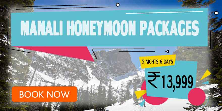Manali couple tour package from Dibrugarh