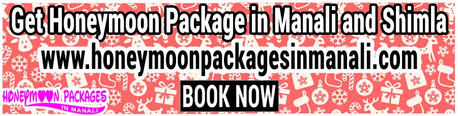 Honeymoon Package in Manali and Shimla