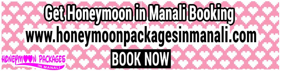 Honeymoon in Manali booking