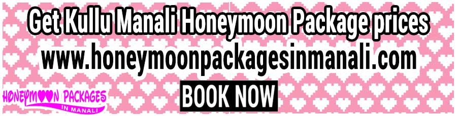 Kullu Manali Honeymoon Package Prices