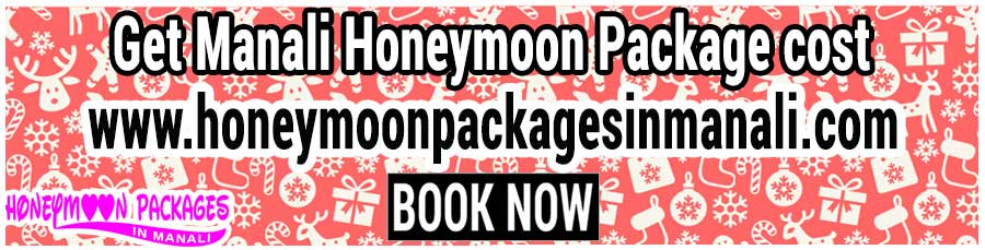 Manali Honeymoon Package cost for couple
