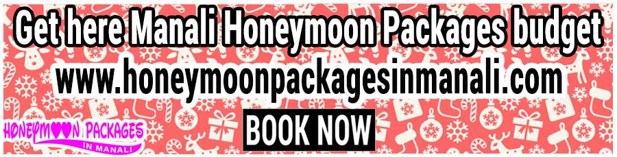 Manali Honeymoon Packages in budget