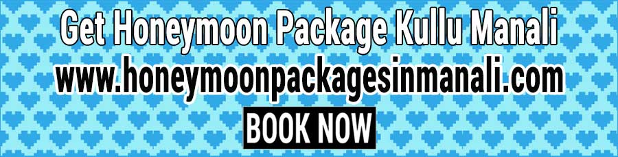 Book Honeymoon Package Kullu Manali