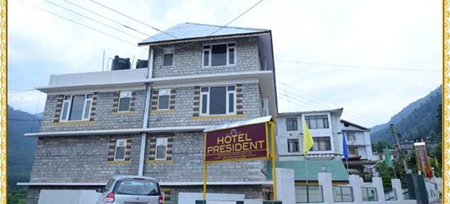 Hotel Persident Manali Himachal Pradesh