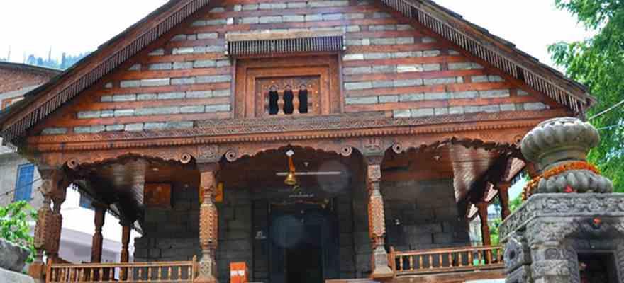Jagatsukh in Manali