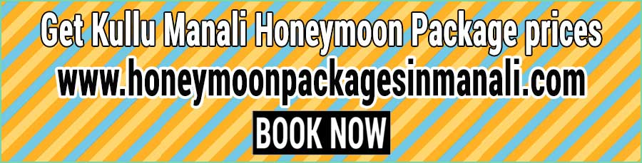 Book Kullu Manali Honeymoon Package