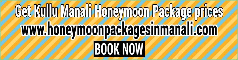 Book Kullu Manali Honeymoon Package