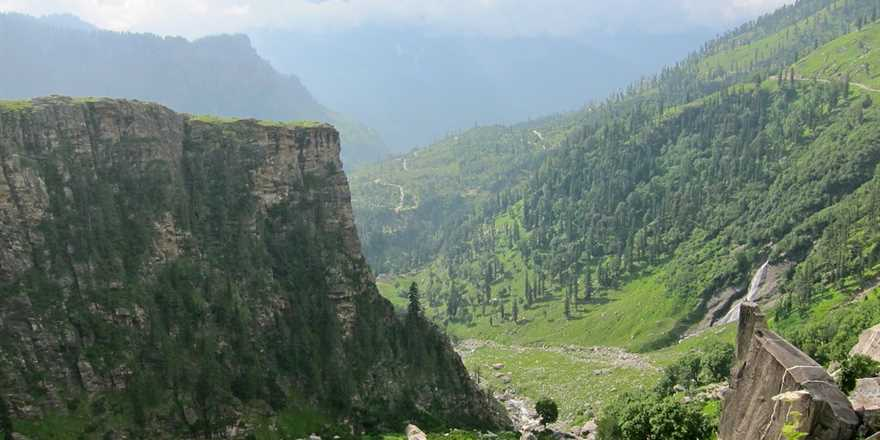 Manali tour package from Ballia