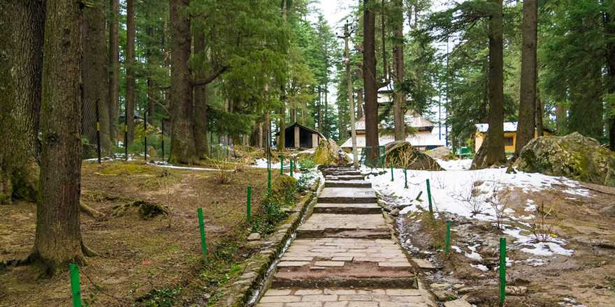 Manali tour package from Bhind