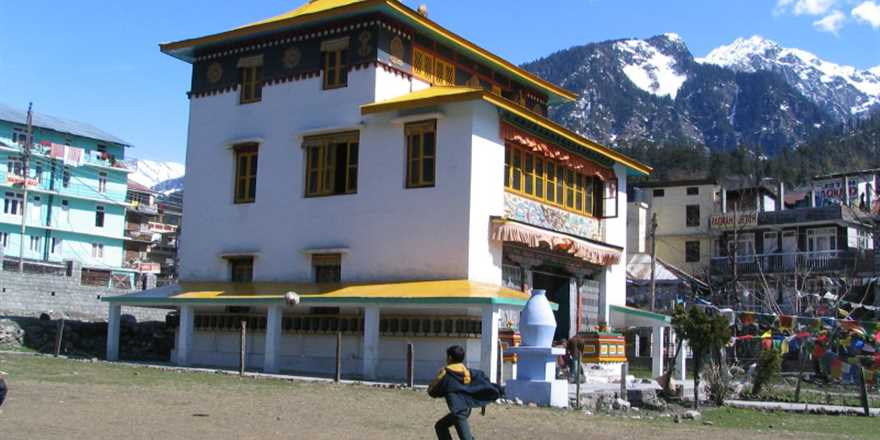 Manali tour package from Cherthala