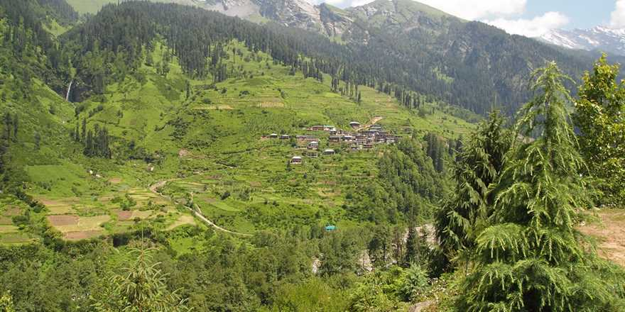 Manali tour package from Dahod