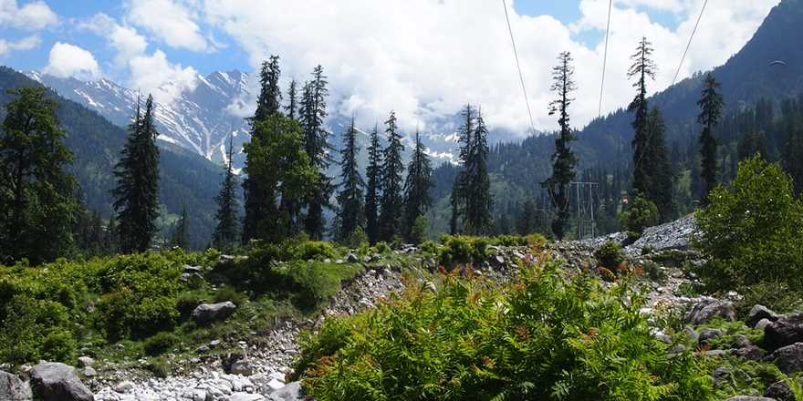Manali tour package from Gangapur