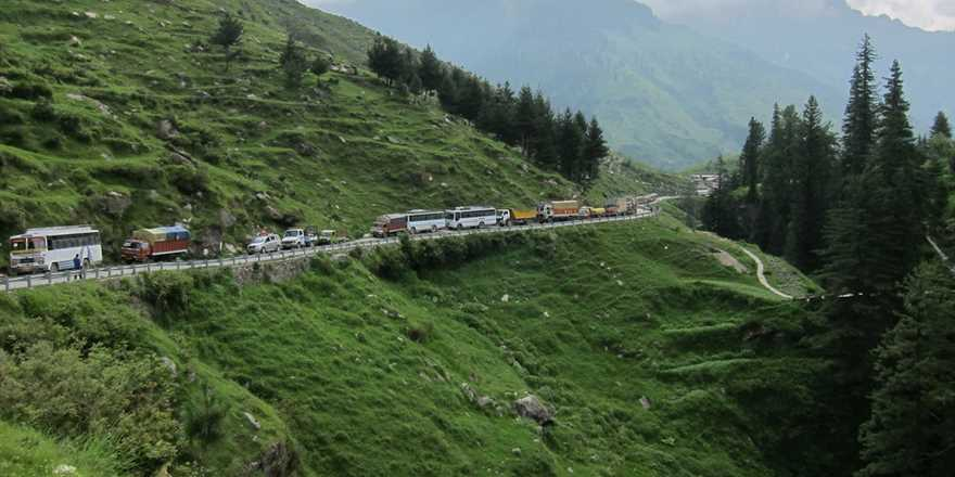 Manali tour package from Ghazipur