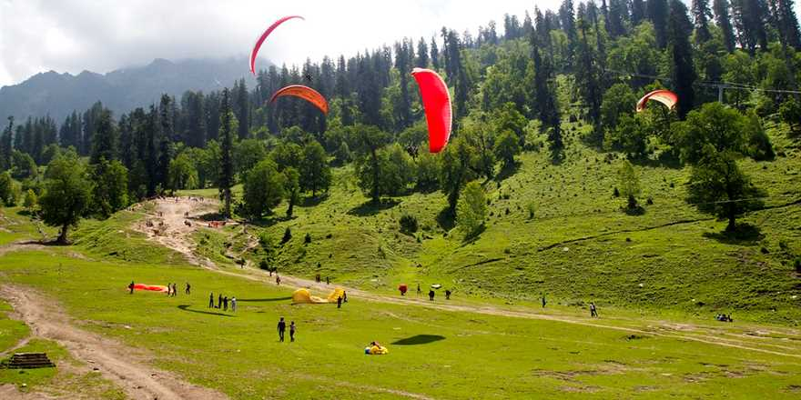 Manali tour package from Itarsi