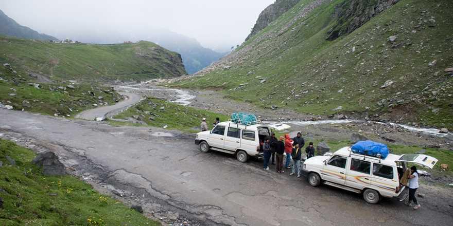 Manali tour package from Jalpaiguri