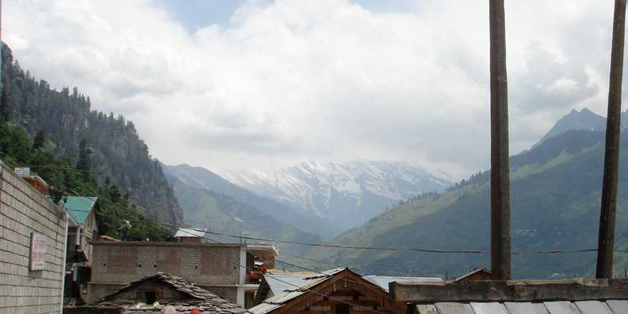 Manali tour package from Jhansi