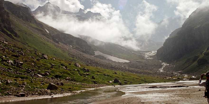 Manali tour package from Kamptee