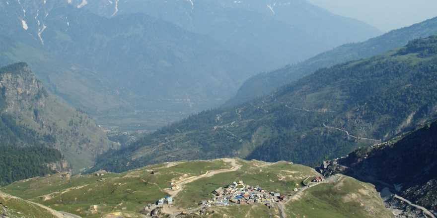 Manali tour package from Mahesana