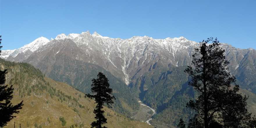 Manali tour package from Modinagar