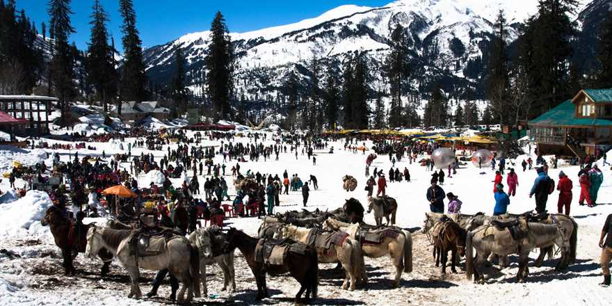 Manali tour package from Munger