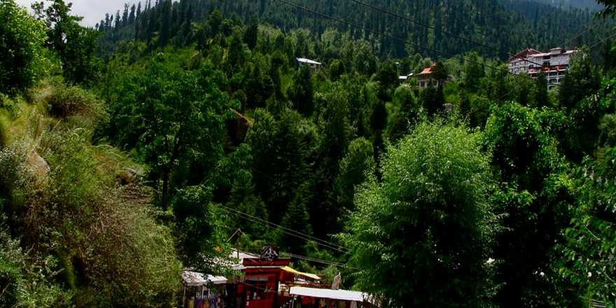 Manali tour package from Pathankot