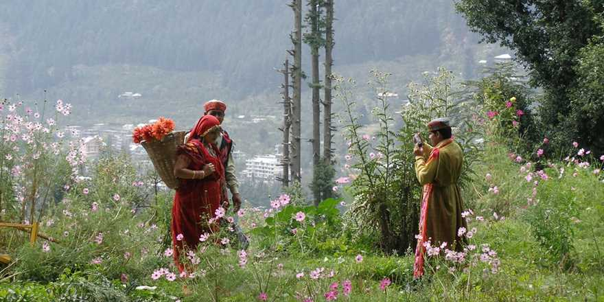 Manali tour package from Shillong