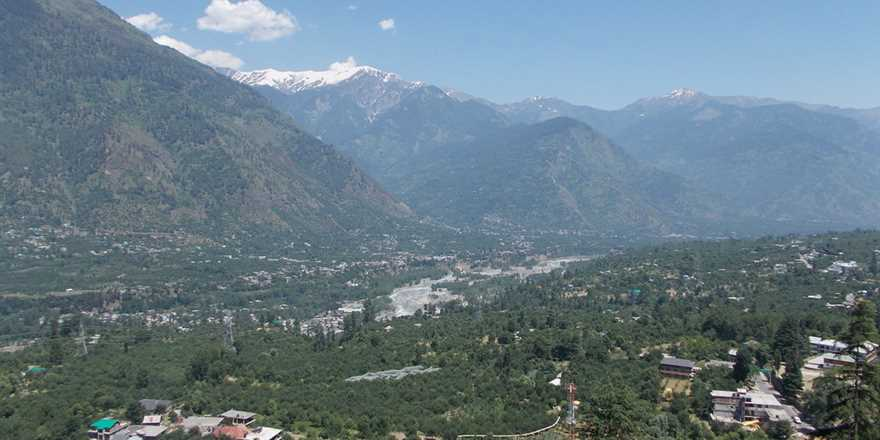 Manali tour package from Shivpuri