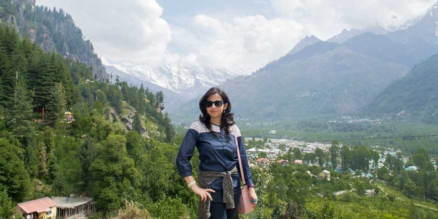 Manali tour package from Vapi