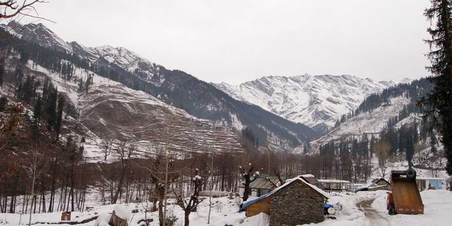 Manali tour package from Yamunanagar