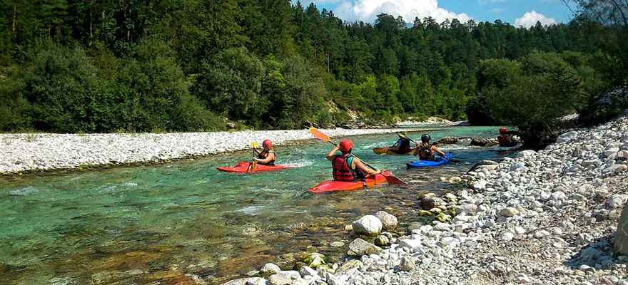 Kayaking in Manali