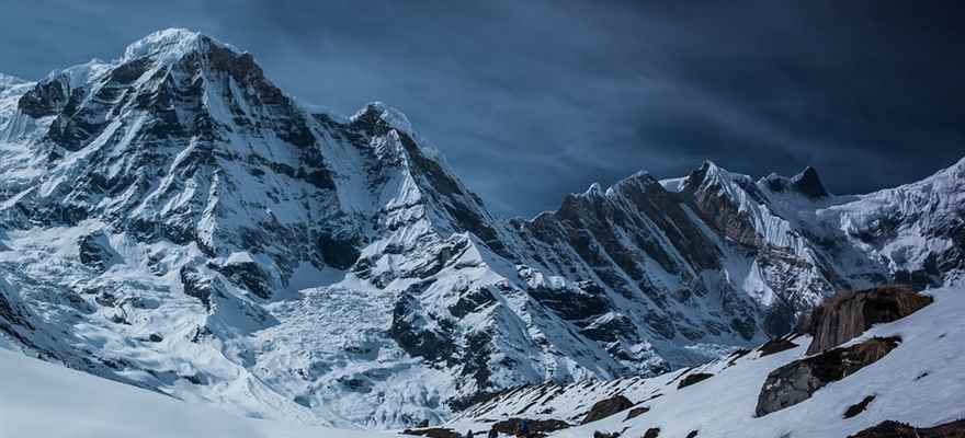 Mountaineering in Manali