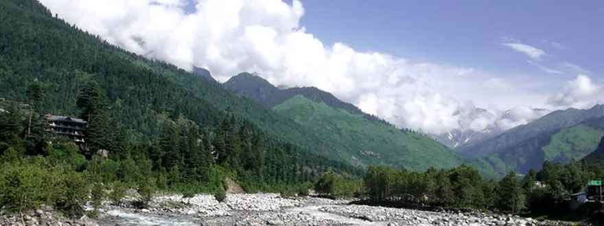 How to plan a tour of Kullu Manali from Dehradun