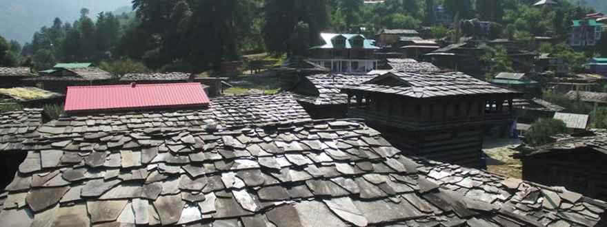 How to plan a tour of Kullu Manali from Rajkot
