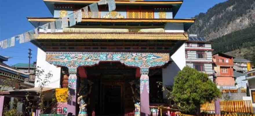 Manali Tibetan Monasteries
