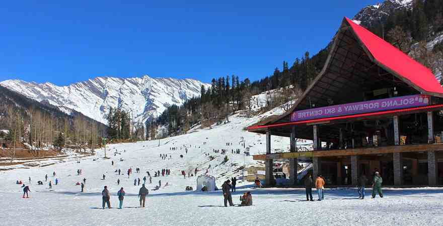 Explore and Experience The Marvelous Tourism of Manali