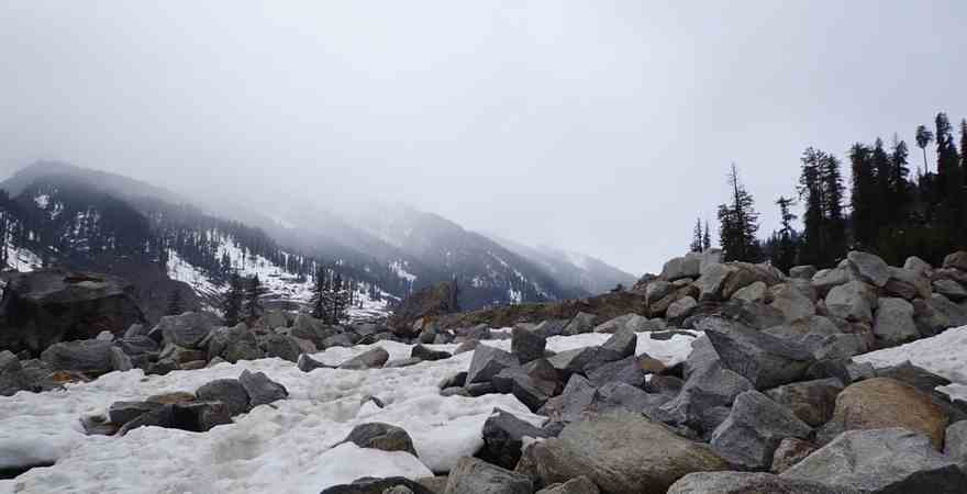 Manali - Where One Can Hear The Snow Fall Speak