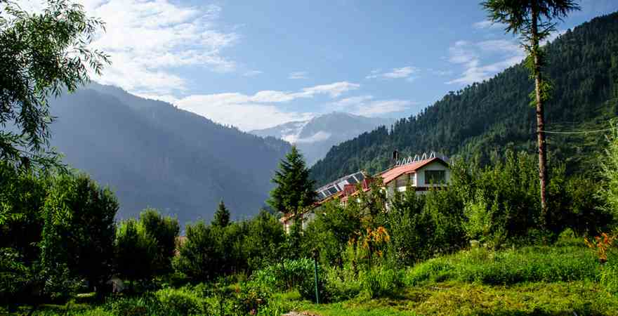 A Summer Holiday in The Lap of Himalayas