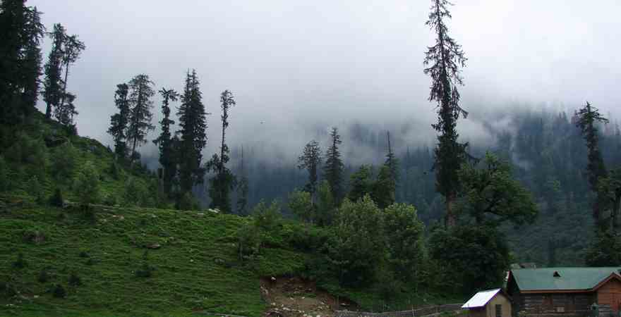 Manali Packages with Budget Resorts In Manali