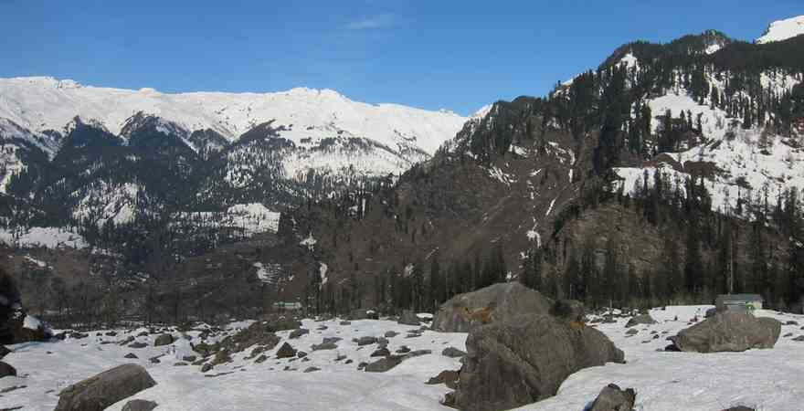 Visualize Breathtaking Experience Of Kullu Manali Tour
