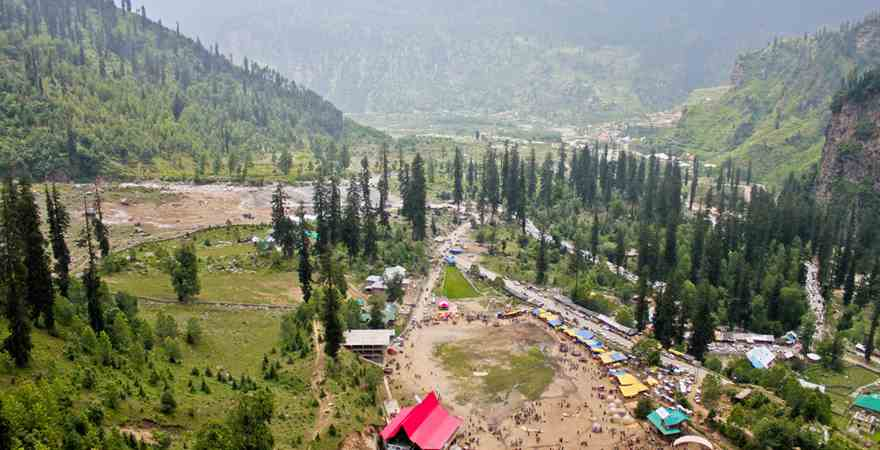 Manali in Himachal Pradesh - The Valley Of The Goods