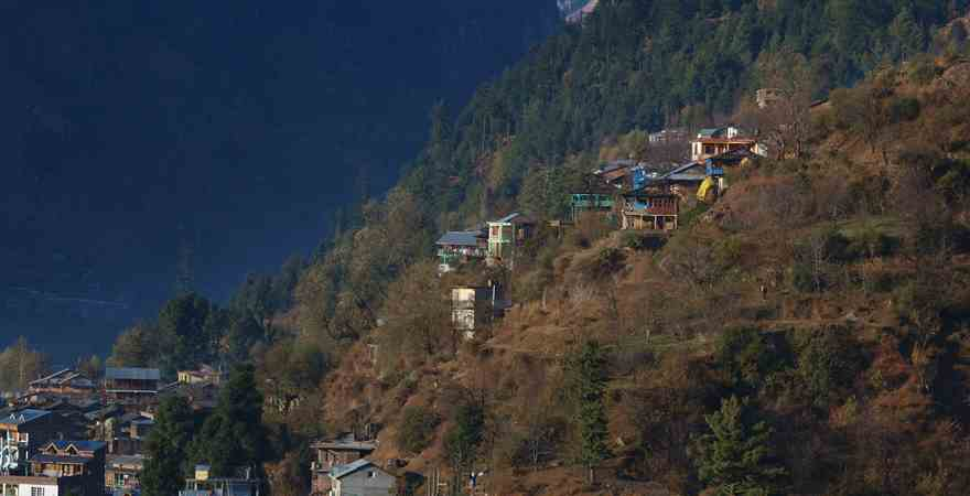 Iconic Landscapes and adventures Sports In Manali