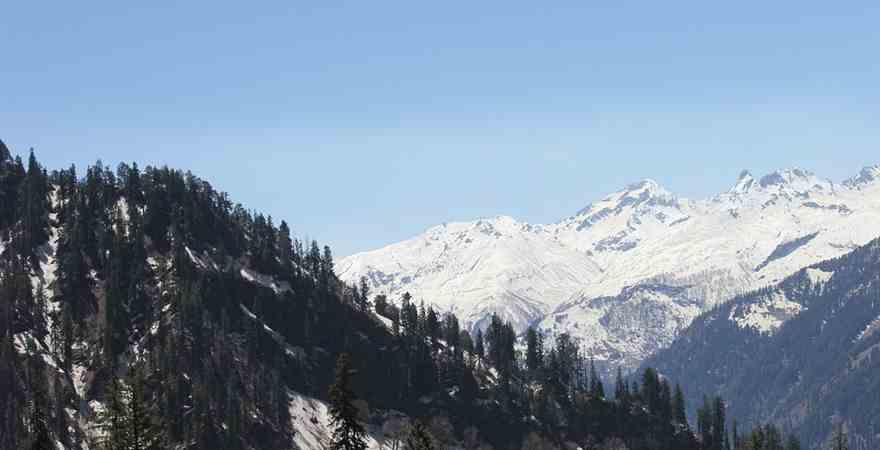 Top Mesmerizing Places To Visit In Manali Himachal Pradesh