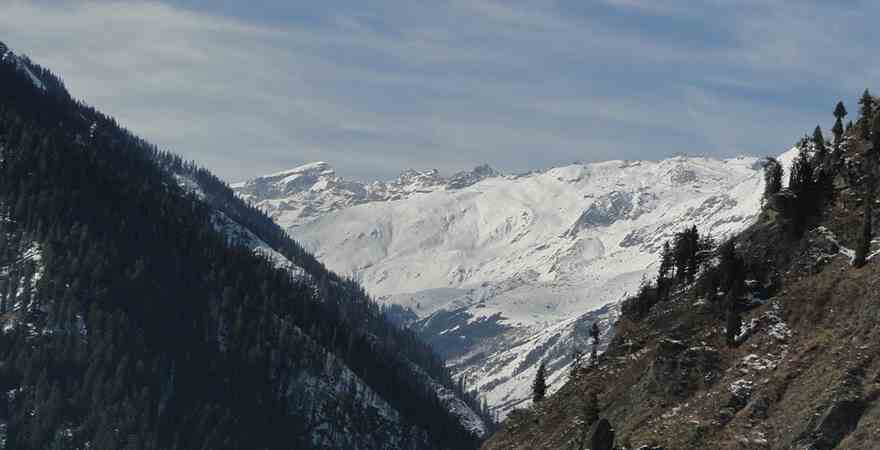 Manali - A Destination for Making Holidays Always