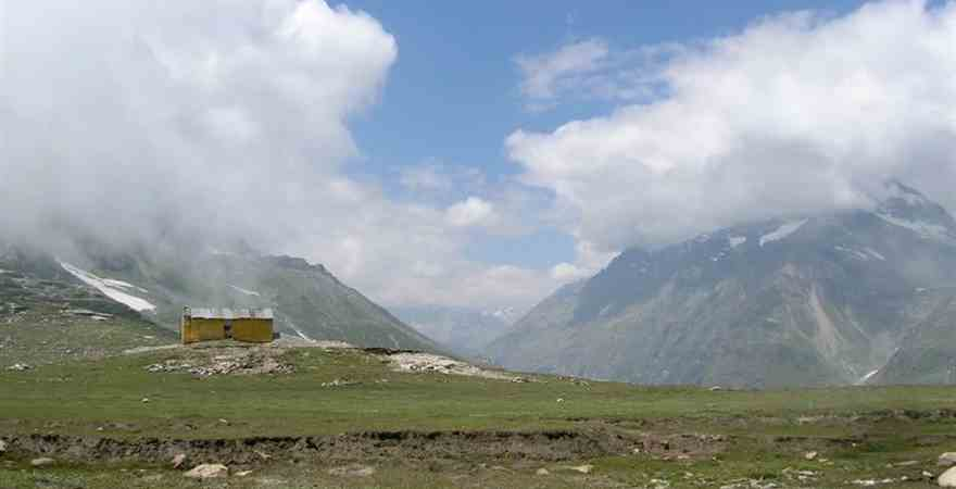 Manali – The Land of Green Hills
