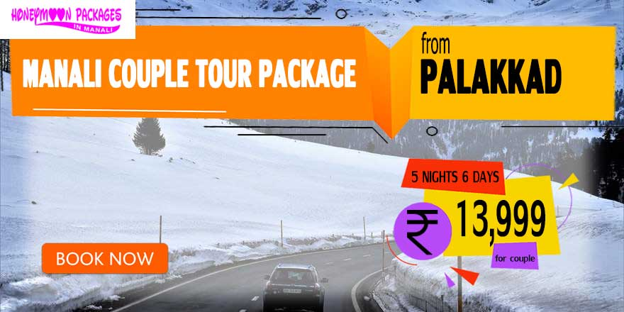 Manali couple tour package from Palakkad
