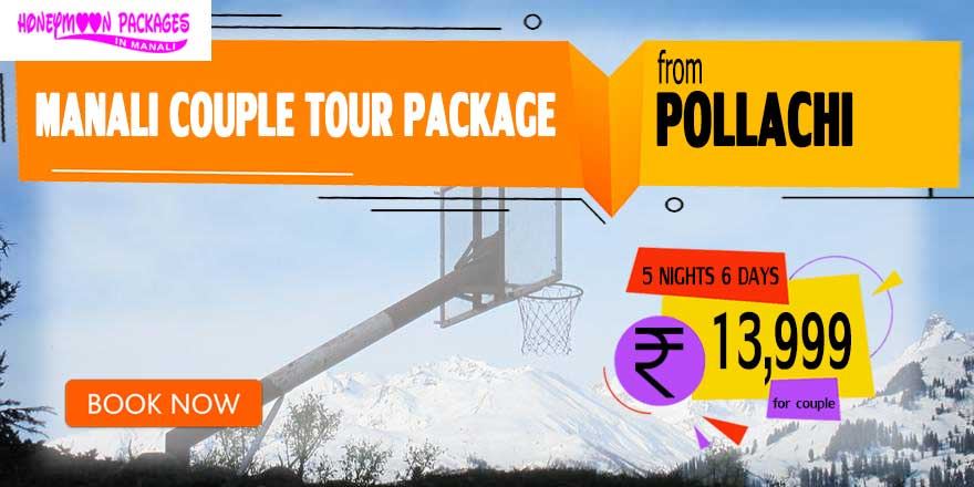 Manali couple tour package from Pollachi