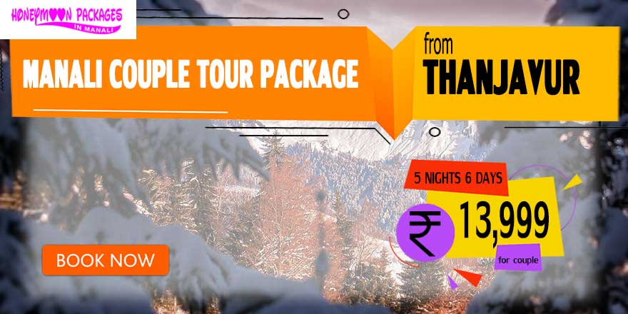 Manali couple tour package from Thanjavur