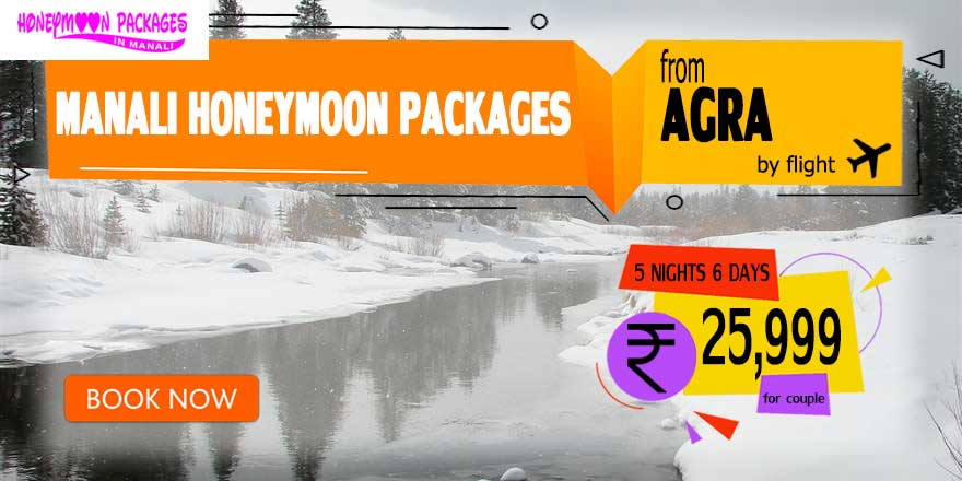 Honeymoon Packages in Manali from Agra